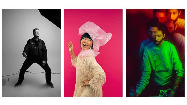 The Look of Laughter: Four Rising Photographers in the World of Comedy