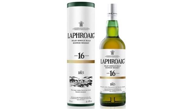 Laphroaig 16 Year Old Review