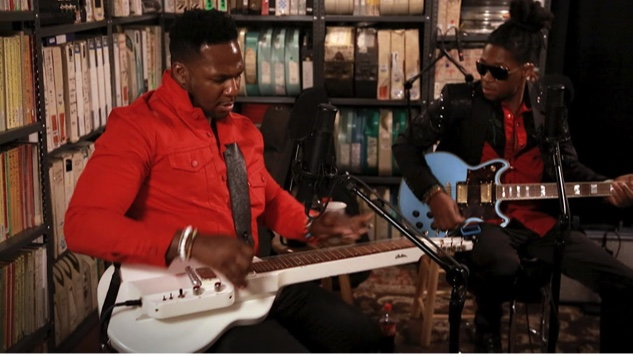 Listen to Robert Randolph on <i>The Paste Podcast</i> Episode 35