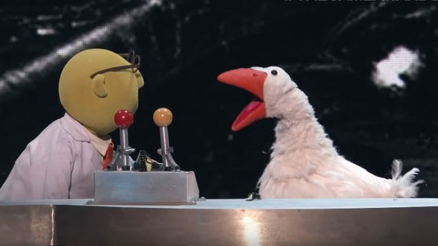 The <i>Untitled Goose Game</i> Goose Becomes a Muppet, Beaker Enters the Game, It's All Just Chaos Now