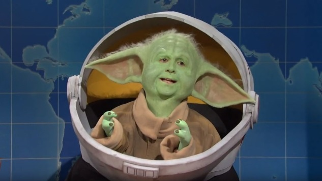 <i>Saturday Night Live</i> Helps You Get to Know the <i>Real</i> Baby Yoda