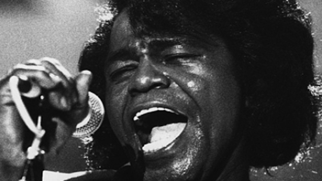 Hear James Brown Blaze Through All The Hits on This Day in 1977