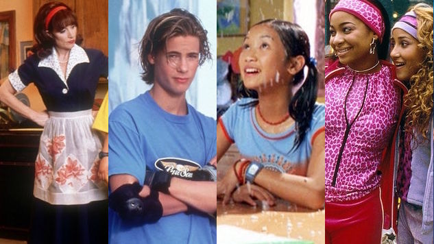 The Essential Disney Channel Original Movie Mood Board