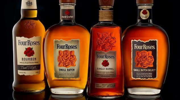 The Remarkable Resurrection and Unique Nature of Four Roses Bourbon