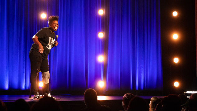 Leslie Jones' Debut Netflix Special <i>Time Machine</i> Launches in January