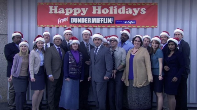 Best Christmas Episodes of The Office