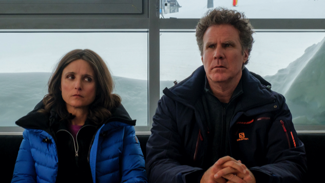 A Marriage Comes Crashing Down in First Trailer for <i>Downhill</i>, Starring Will Ferrell and Julia Louis-Dreyfus