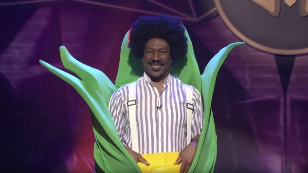 Eddie Murphy's Buckwheat Competes on <i>The Masked Singer</i> in This <i>SNL</i> Sketch