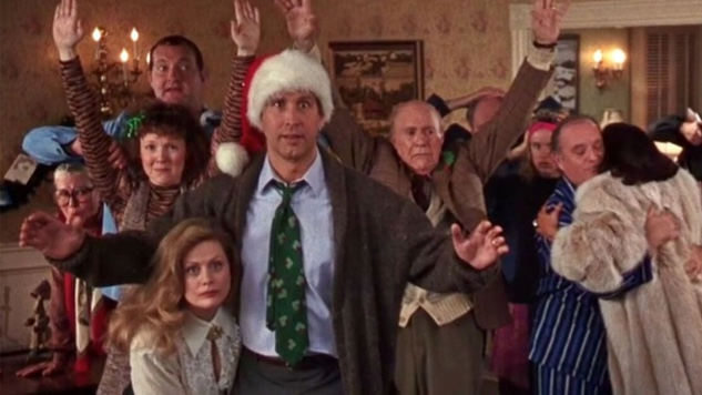 Christmas Vacation is 30! Where's the Tylenol? - Paste