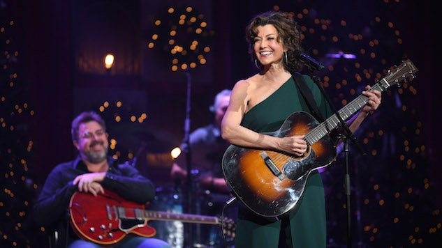 Amy Grant Is Still The Queen of Christmas