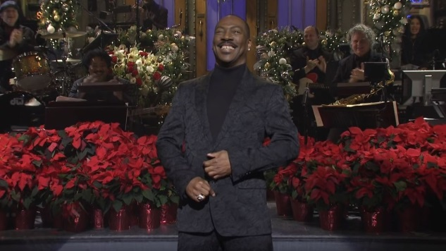 The Eddie Murphy / Bill Cosby Feud Reignites After Murphy's <i>SNL</i> Monologue