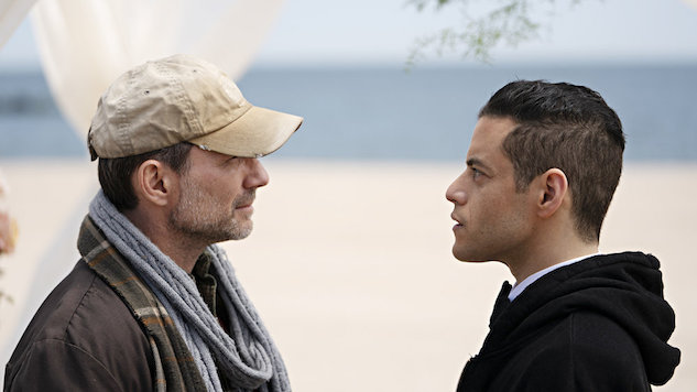Why the <I>Mr. Robot</i> Series Finale Is an Instant Christmas Classic