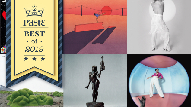 The 20 Best Album Covers of 2019