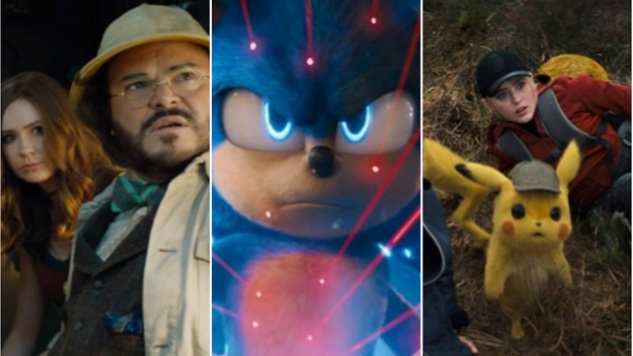 The State of the Videogame Movie in 2019