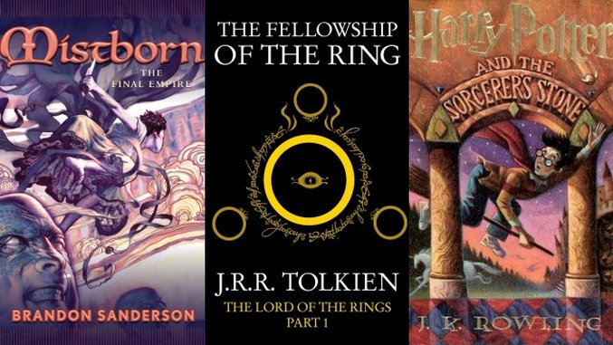 The Best Fantasy Book Series of All Time