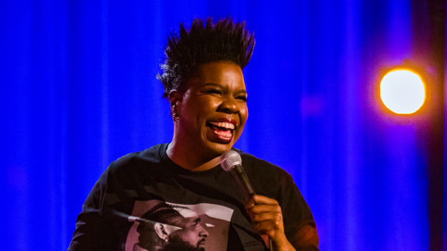 Watch the New Trailer for Leslie Jones' Netflix Special <i>Time Machine</i>