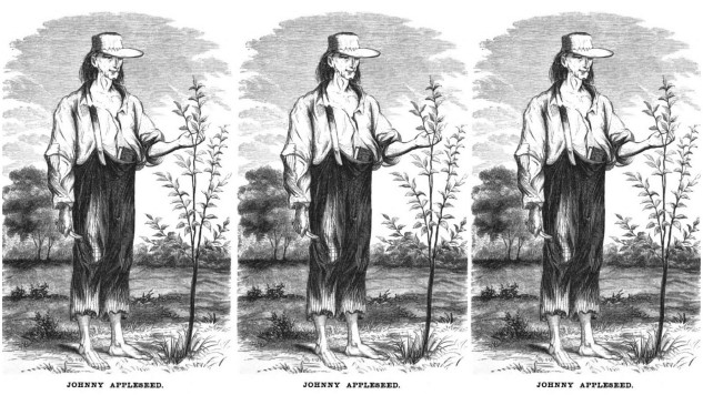 Johnny Appleseed: American Mystic and Godfather of Hard Cider
