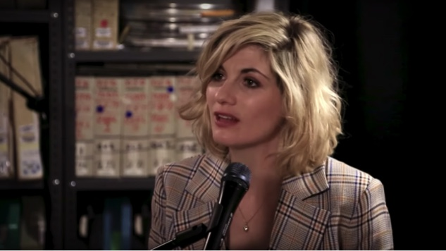 Jodie Whittaker <i>Is</i> Doctor Who: The Actress Embodies the Role in Her Second Season