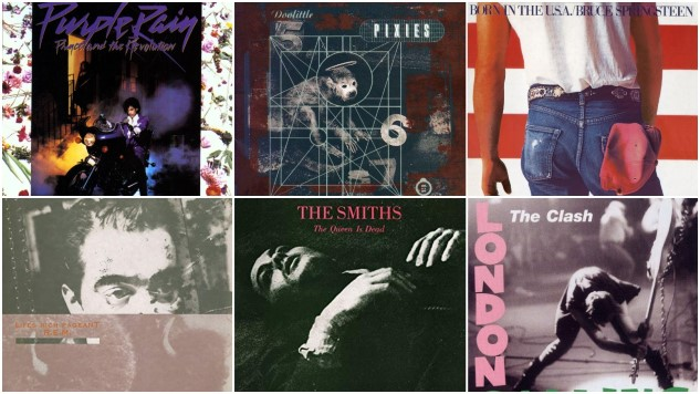 The 80 Best Albums of the 1980s