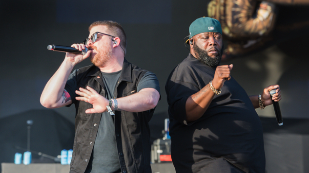 Run the Jewels Will Release <i>RTJ4</i> Before Their April Coachella Set
