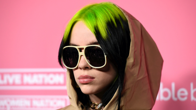 Billie Eilish to Record New Bond Film Theme Song, Becoming Youngest-Ever Artist to Do So