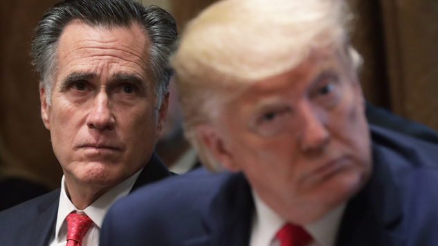 Mitt Romney Wants to Hear John Bolton's Testimony at Senate Impeachment Trial