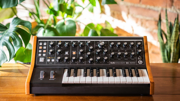 Moog Announces New Synth via <i>Building Your World</i>, Animated Short Scored by Flying Lotus