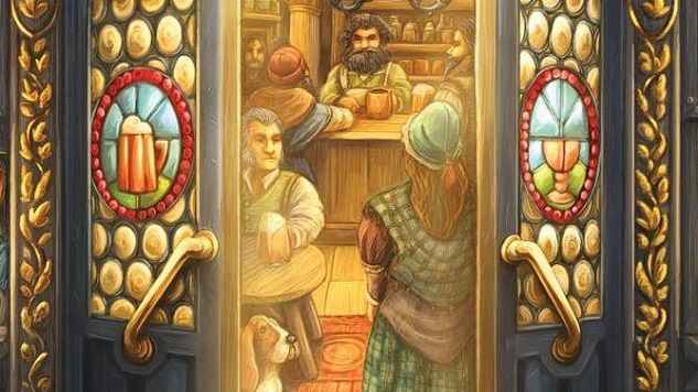 Beer-Soaked Board Game <i>The Taverns of Tiefenthal</i> Is One of the Year's Best