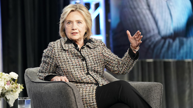 Hillary Clinton on Her Hulu Documentary Series and Being a Polarizing Figure in a Divided Country