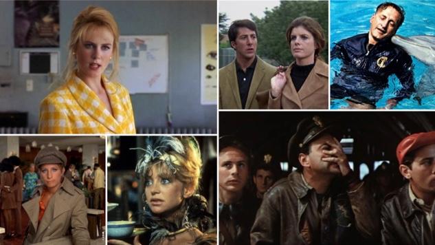 7 Great Screenplays by Buck Henry