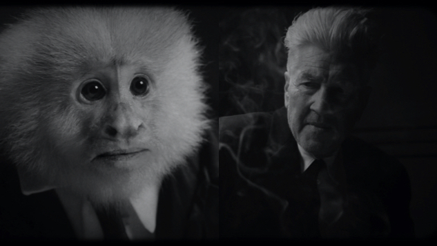 "David Lynch's <i>What Did Jack Do?</i> Song, Performed by Talking Monkey Jack Cruz, Is Being Released as a 7"" Single"