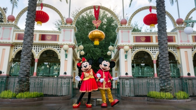 The Lunar New Year Brings New Food and Fun to Disney's California Adventure