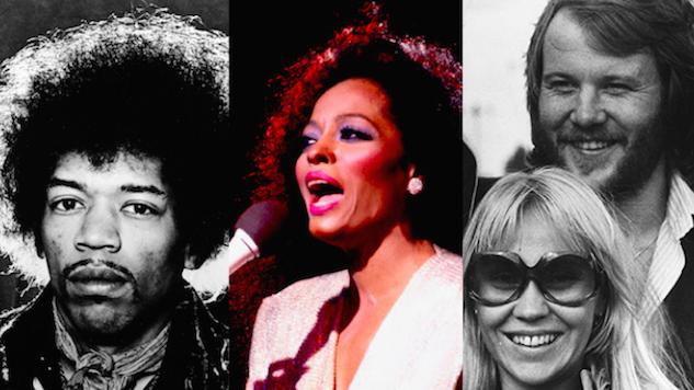 30 Legendary Artists Who Never Won a Grammy