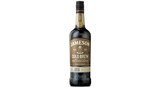 Jameson Irish Whiskey Announces First American Release of Jameson Cold Brew
