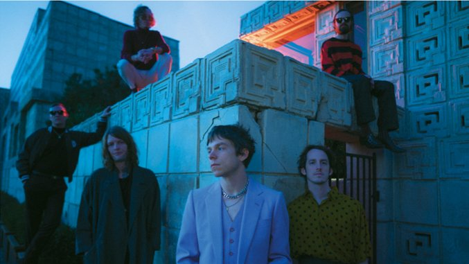 """Cage The Elephant Release New Song Featuring Iggy Pop, """"Broken Boy"""""""