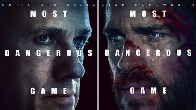 Liam Hemsworth, Christoph Waltz Star in Quibi&#8217;s New Series <i>Most Dangerous Game</i>