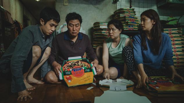 Giveaway: Win a Blu-ray Copy of Bong Joon Ho's Oscar-Nominated <i>Parasite</i>!