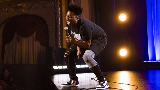 Live in the Moment with Leslie Jones's Netflix Special <i>Time Machine</i>