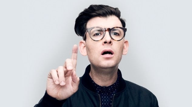 "Moshe Kasher on Crowd Work: ""Everybody's a Monster"""