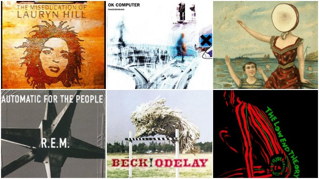 The 90 Best Albums of the 1990s