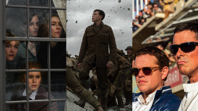Awards Season Revs Up with Five Award Shows in One Weekend
