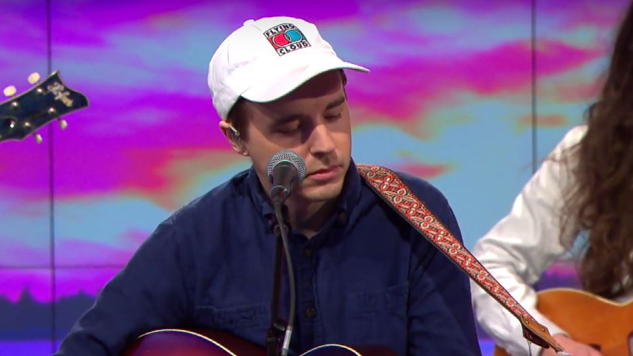 Watch Andy Shauf Perform on <i>CBS This Morning: Saturday</i>
