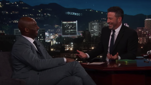 Watch Late-Night Hosts Pay Tribute to Kobe Bryant
