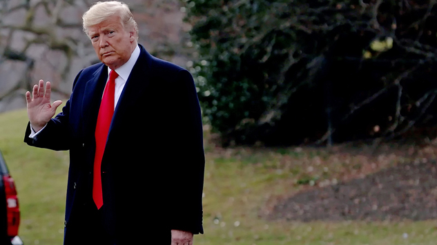 Fox News Poll: Voters Feel There Is Enough Evidence for Trump's Removal