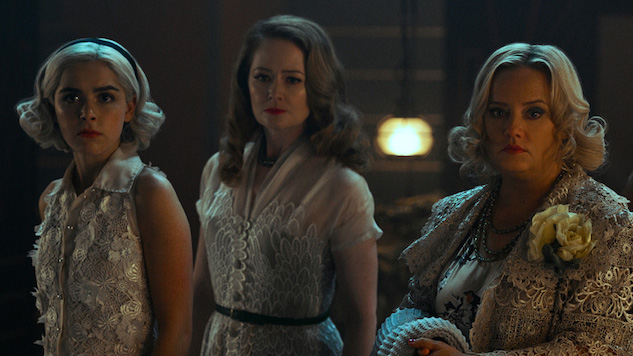 Why <i>Chilling Adventures of Sabrina</i> Is Now Ready to Join <i>Charmed</i> and <i>Legacies</i> in Hexing the Patriarchy