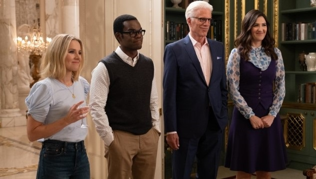 <i>The Good Place</i> Finale Exits with Dignity, Teaching Us to Let Go with Grace
