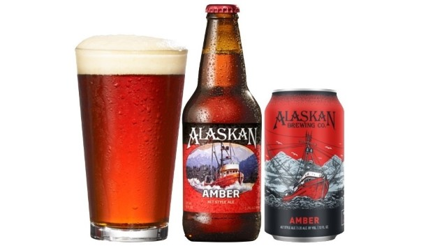My Month of Flagships: Alaskan Brewing Co. Amber Ale