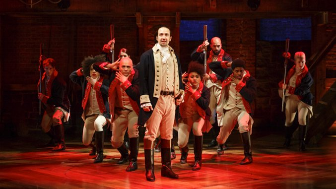 <i>Hamilton</i> Far Eclipsed Anything on Netflix in July, Streaming Numbers Reveal