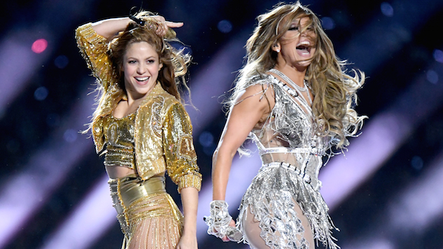 After Magnificent Super Bowl Halftime Show, It Was J-Lo's Year After All