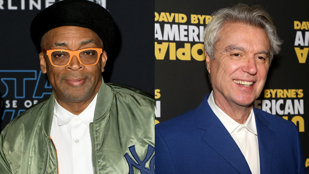 Spike Lee Set to Direct Filmed Version of David Byrne's Broadway Show <i>American Utopia</i>